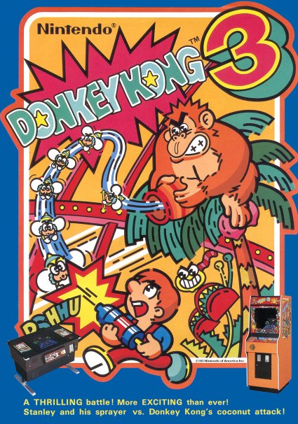post of Donkeykong 3