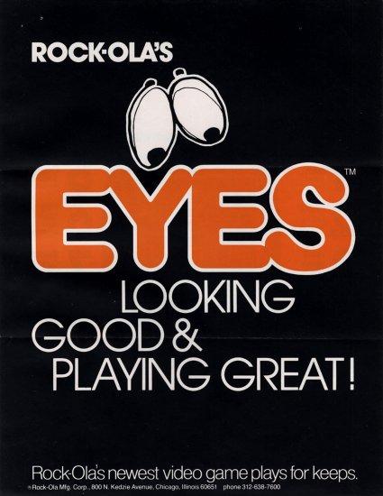 post of Eyes