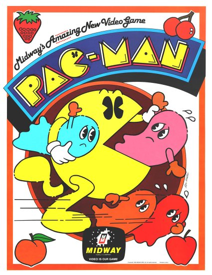 post of Pacman